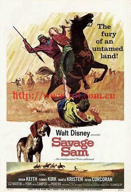 忠狗山姆 Savage Sam (1963)