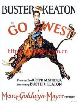 西行 Go West (1925)