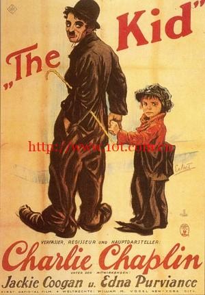寻子遇仙记 The Kid (1921)