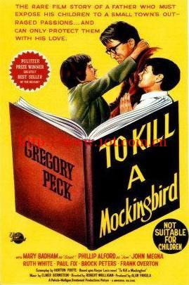 杀死一只知更鸟 To Kill a Mockingbird (1962)