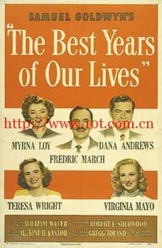 黄金时代 The Best Years of Our Lives (1946)