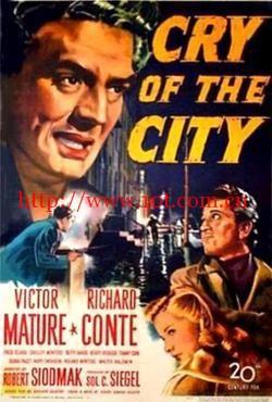 哭泣的城市 Cry of the City (1948)