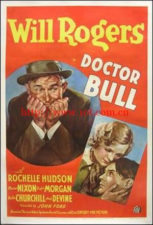 布尔医生 Doctor Bull (1933)