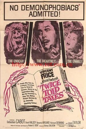 重讲一遍的故事 Twice-Told Tales (1963)