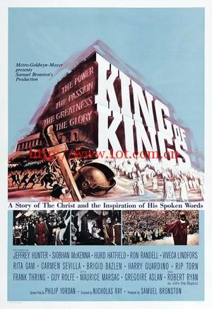 万王之王 King of Kings (1961)