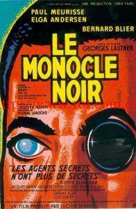 Le monocle noir Le monocle noir (1961)