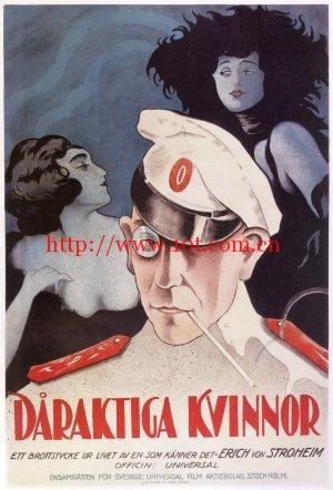 情场现形记 Foolish Wives (1922)