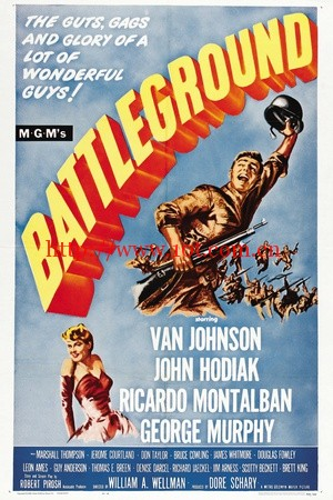 战场 Battleground (1949)