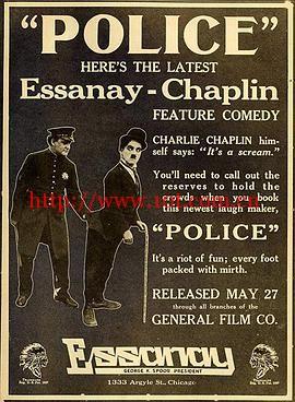 警察 Police (1916)
