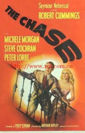 追捕 The Chase (1946)