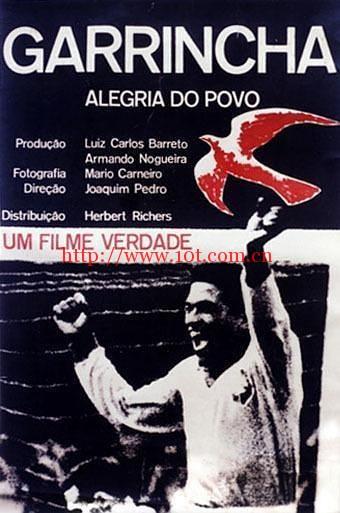 加林查 Garrincha - Alegria do Povo (1962)