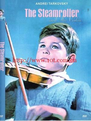 压路机和小提琴 Каток и скрипка (1961)