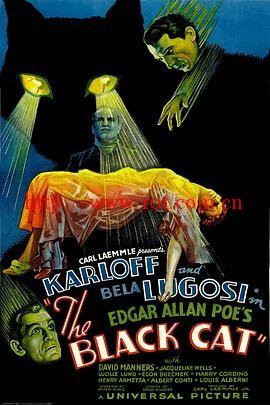 黑猫 The Black Cat (1934)