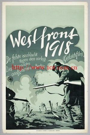 西线战场1918 Westfront 1918 (1930)