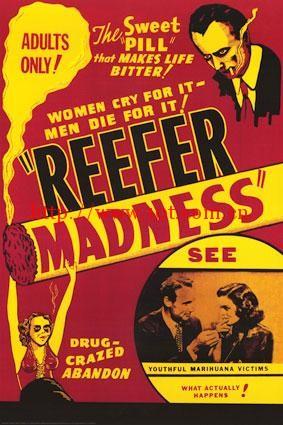 大麻烟疯潮 Reefer Madness (1936)