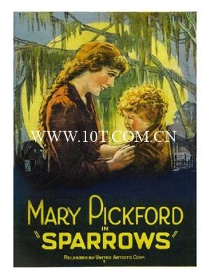 麻雀 Sparrows (1926)-3.82GB-BluRay-720P