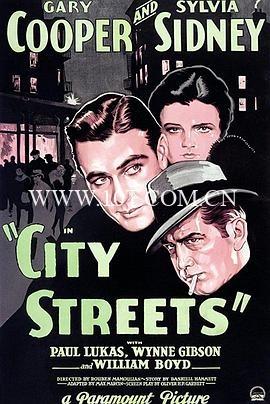 城市大街 City Streets (1931)-1.58GB-BluRay-1080P