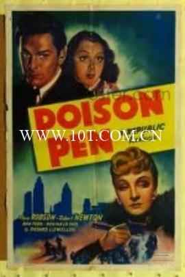 Poison Pen Poison Pen (1939)-7.15GB-BluRay-1080P
