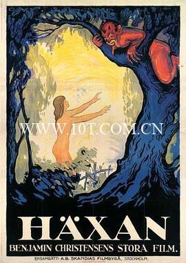 女巫 Häxan (1922)-948.66MB-BluRay-720P