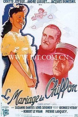 雪纺婚礼 Le mariage de Chiffon (1942)-5.47GB-BluRay-720P