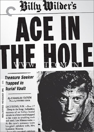 倒扣的王牌 Ace in the Hole (1951)-20.28GB-BluRay-1080P