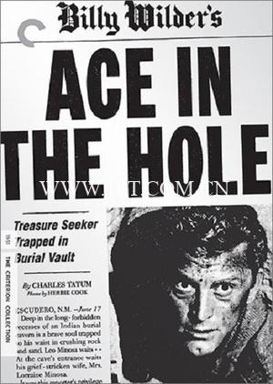 倒扣的王牌 Ace in the Hole (1951)-28.98GB-Remux
