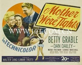 素娥怨 Mother Wore Tights (1947)-1.29GB-BluRay-720P