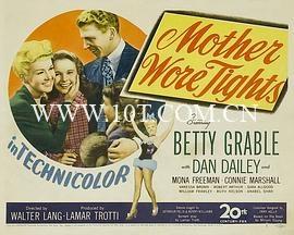 素娥怨 Mother Wore Tights (1947)-9.73GB-BluRay-1080P