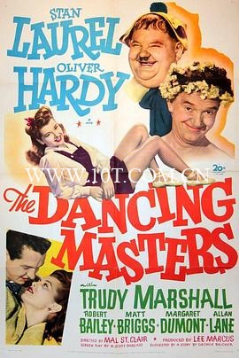舞蹈高手 The Dancing Masters (1943)-6.56GB-BluRay-1080P