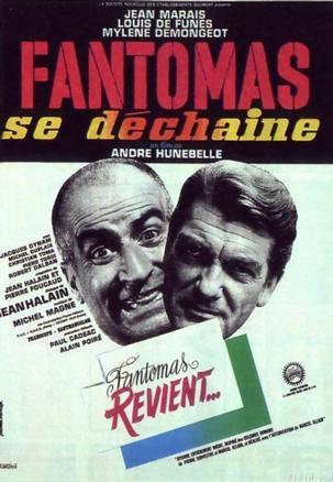 方托马斯的反击 Fantômas se déchaîne (1965)-BluRay-1080P