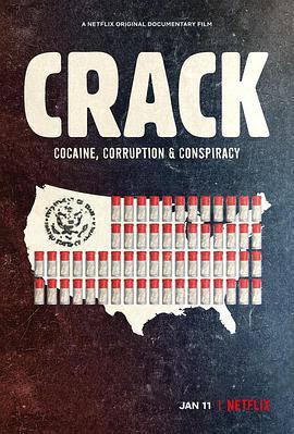 快克年代:可卡因、贪腐与阴谋 Crack: Cocaine, Corruption & Conspiracy (2021)-WEB-1080P