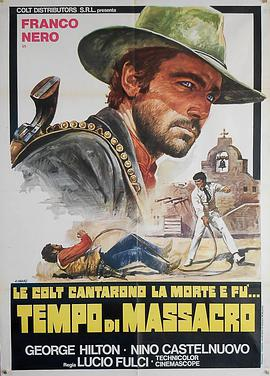 鬼枪神鞭 Tempo di massacro (1966)-BluRay-1080P