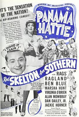 Panama Hattie  (1942)-WEB-1080P