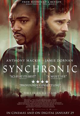 同步 Synchronic (2019)-WEB-1080P