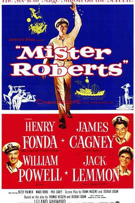 罗伯茨先生 Mister Roberts (1955)-BluRay-720P