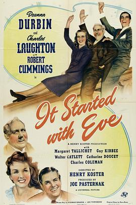 美凤夺鸾 It Started with Eve (1941)-BluRay-1080P