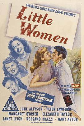 小妇人 Little Women (1949)-WEB-1080P