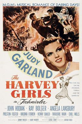 哈维姑娘 The Harvey Girls (1946)-BluRay-1080P