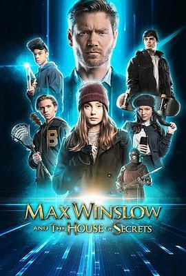 马克思和秘密之房 Max Winslow and the House of Secrets (2019)-WEB-1080P