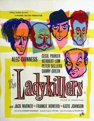 贼博士 The Ladykillers (1955)-蓝光原盘