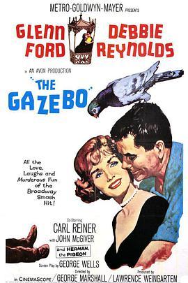 凉亭虚惊 The Gazebo (1959)-WEB-1080P