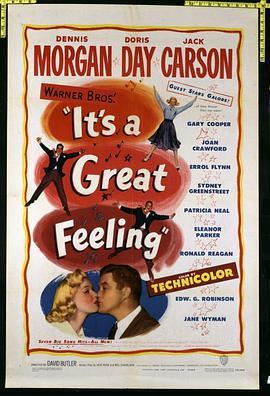感觉好极了 It's a Great Feeling (1949)-WEB-1080P