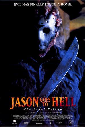 十三号星期五9 Jason Goes to Hell: The Final Friday (1993)-Remux