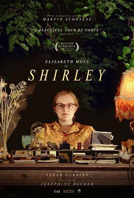 雪莉 Shirley (2020)-BluRay-720P