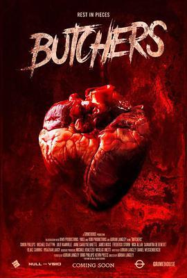 屠夫 Butchers (2020)-WEB-1080P