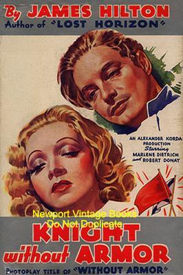 无甲骑士 Knight Without Armour (1937)-WEB-1080P